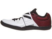 low priced d55f1 989ce adidas DiscusHammer Unisex Athl. Shoes WhiteBlack