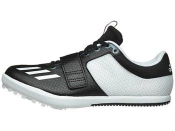 new arrivals 71a58 cf15b adidas Jumpstar Spikes Men s Black White