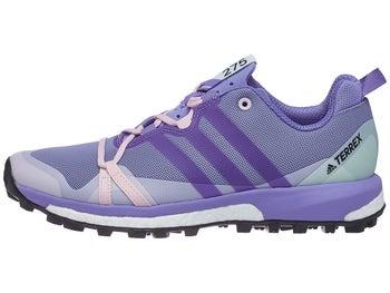 super popular 82194 be5b2 adidas Terrex Agravic Womens Shoes Blue Chalk