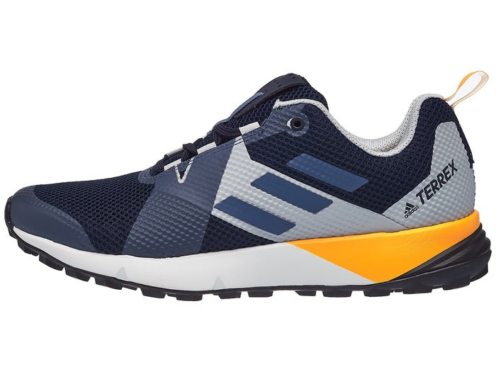 order pretty cool popular stores Chaussures Homme adidas Terrex Two Boa Ink/Blanc/Jaune