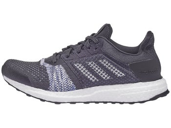 detailed look 9c32c aa8ff adidas Ultra Boost ST Damen Laufschuh Karbongrau