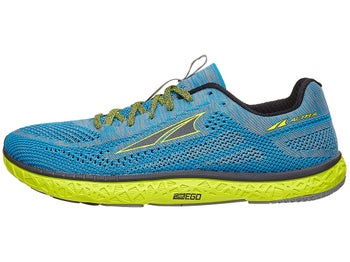 a6dc272945d24 Scarpe Altra Escalante Racer Boston Blue Lime Uomo
