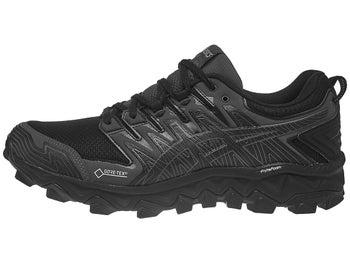e90b2052 ASICS Gel FujiTrabuco 7 GTX Men's Shoes Black/Dark Grey