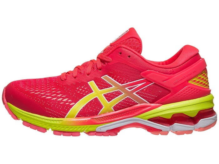 meilleur service 00f98 fab68 ASICS Gel Kayano 26 Shine Women's Shoes Laser Pink