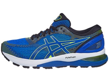 30705e1697 ASICS Gel Nimbus 21 Men's Shoes Illusion Blue/Black