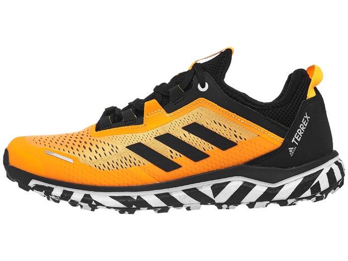 Céntrico fresa Ups  adidas Terrex Agravic Flow Men's Shoes Yellow/Black