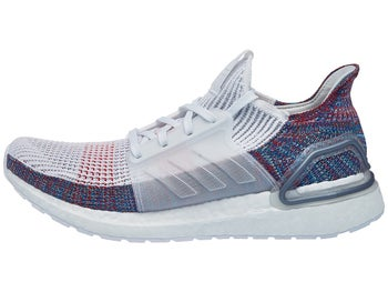 8a45a335f adidas Ultra Boost 19 Men s Shoes White Green Blue