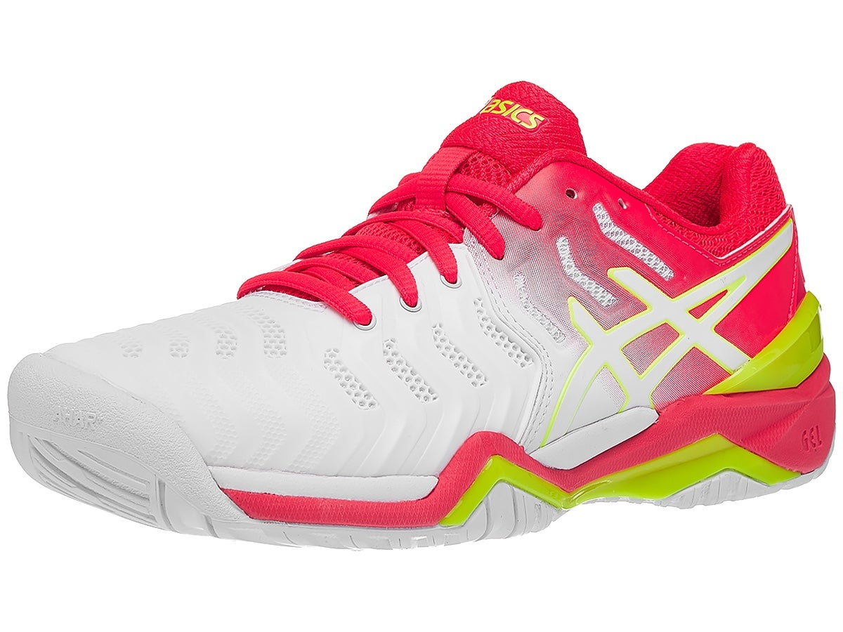 Asics Gel Resolution Sneakers Ladies Trainers Running Shoes Size Selectable