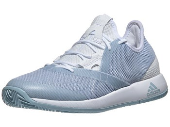 49176ba19 adidas adizero Defiant Bounce Blue White Women s Shoes