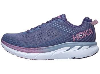 HOKA ONE ONE Clifton 5 Women s Shoes Marlin Blue 70bf2491a3e