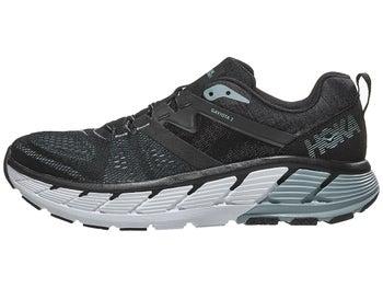 HOKA ONE ONE Gaviota 2 Wide Men s Shoes Black Iron 8a9aa1e203