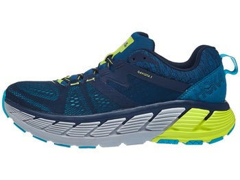 HOKA ONE ONE Gaviota 2 Men s Shoes Black Iris Seaport d7e953a40f