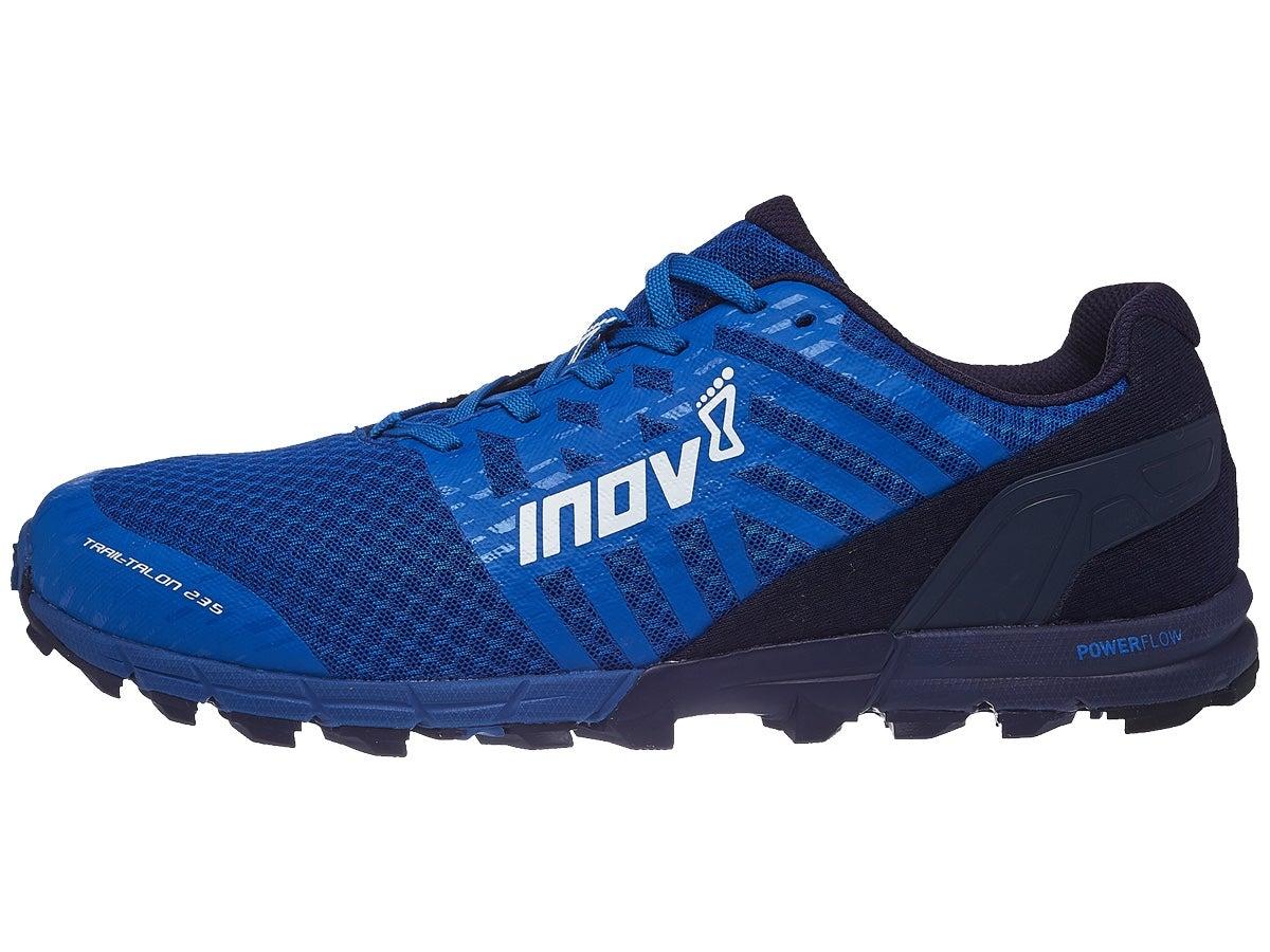 Inov8 Damen Trailtalon 235 Trail Laufschuhe Turnschuhe Sportschuhe Sneaker Blau