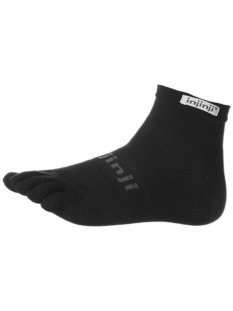 Injinji Run Original Weight Mini-Crew Xtralife Socks