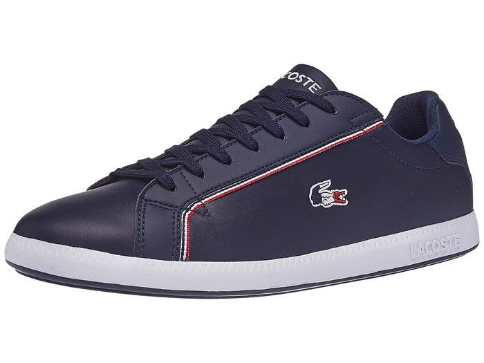 e6db6175ff Lacoste Graduate 119 3 Navy Men s Shoes