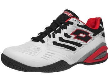 Lotto Stratosphere IV Speed White/Black Men's Shoes