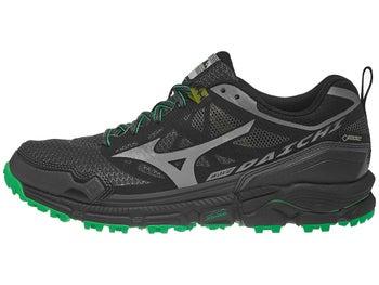 0a4cd247e774 Mizuno Wave Daichi 4 GTX Men's Shoes Dark Shadow/Green