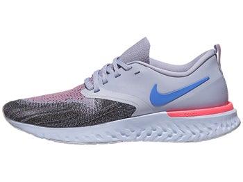 ac82cdf30ea5 Nike Odyssey React 2 Flyknit Women s Shoes Indigo Haze