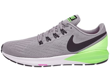 1509079538657 Nike Zoom Structure 22 Men s Shoes Atmosphere Grey Lime