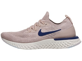 newest 8178d 8934e Chaussures Homme Nike Epic React Flyknit Taupe/Bleu
