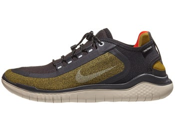 dff32d06426 Nike Free RN 2018 Shield Men s Shoes Olive Flak