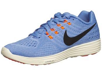 online store de22c f9b4f ... nike lunartempo 2 womens shoes blueblackblueorange .