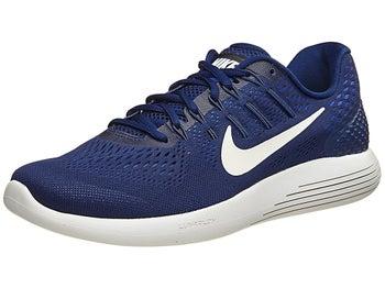 pretty nice b47f9 ea7ae ... Nike LunarGlide 8 Men s Shoes Binary Blue White Black   Running  Warehouse Europe ...