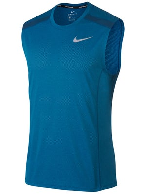 c2685fab95a0d Camiseta Sin Mangas Hombre Nike Miler Cool