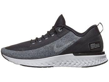 a1a924c9ea4e Nike Odyssey React Shield Men s Shoes Black Grey