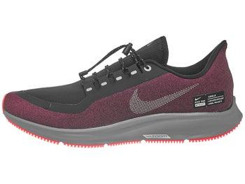 size 40 a69dd 18eaf Chaussures Homme Nike Zoom Pegasus 35 Shield Noir Argent