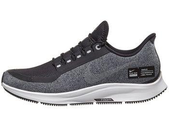 quality design 9e81a 911de Chaussures Femme Nike Zoom Pegasus 35 Shield Noir Blanc