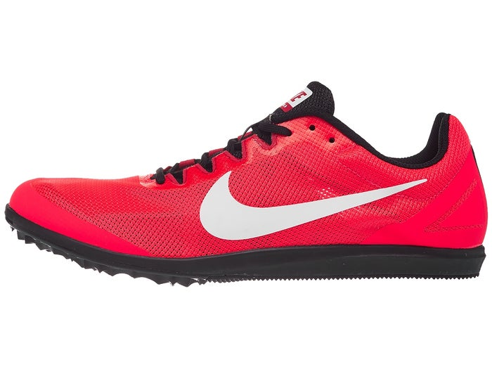 cazar Náutico Promesa  Nike Zoom Rival D 10 Track Unisex Spikes Red/White