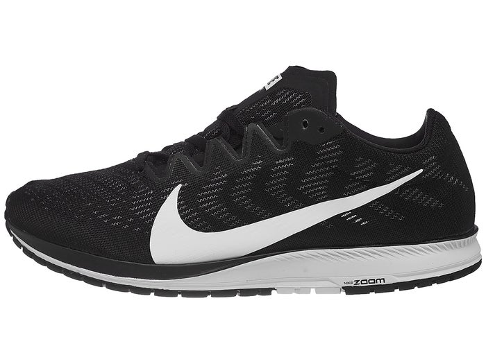 cheap prices closer at size 7 Nike Zoom Streak 7 Unisex Shoes Black/White