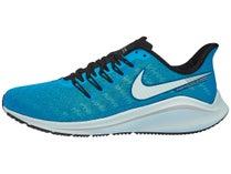 new arrival 7f350 f68cb Scarpe Nike Zoom Vomero 14 Blue Lagoon White Uomo