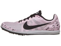 sale retailer 169bd 908d0 Nike Zoom Rival D 10 Women s Spikes Pink Black