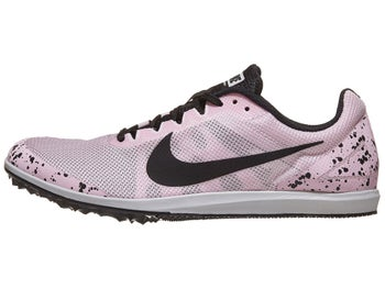 sale retailer ce9ad 37dba Nike Zoom Rival D 10 Women s Spikes Pink Black