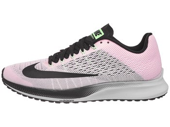 af7de5f920e Nike Zoom Elite 10 Women s Shoes Pink Foam Black Grey