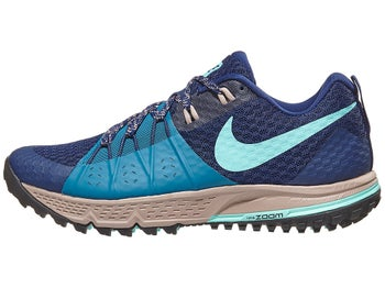 low priced a7692 a918c Scarpe Nike Zoom Wildhorse 4 Blue Void Green Donna