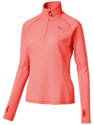8a9070ad0352 Puma Women s Adapt Thermo 1 2 Zip Top