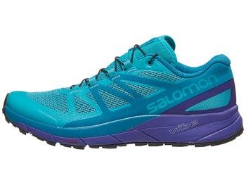 884bd3188cb8 Salomon Sense Ride Women s Shoes Bluebird Black