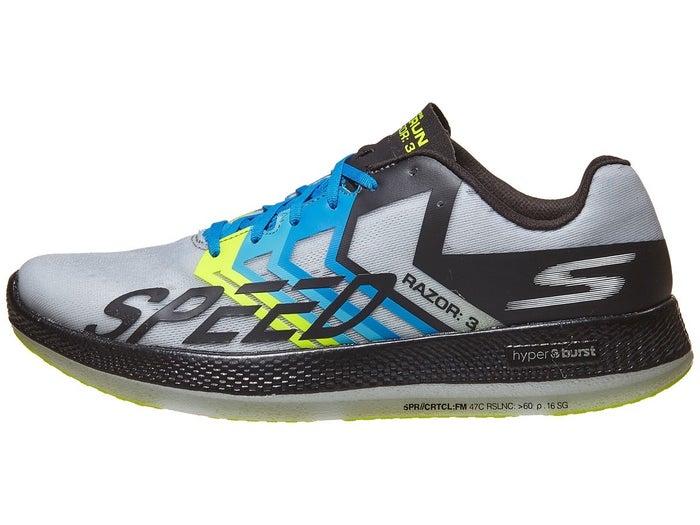 Adelaida alcanzar puerta  Skechers GOrun Razor 3 Unisex Shoes Black/Grey