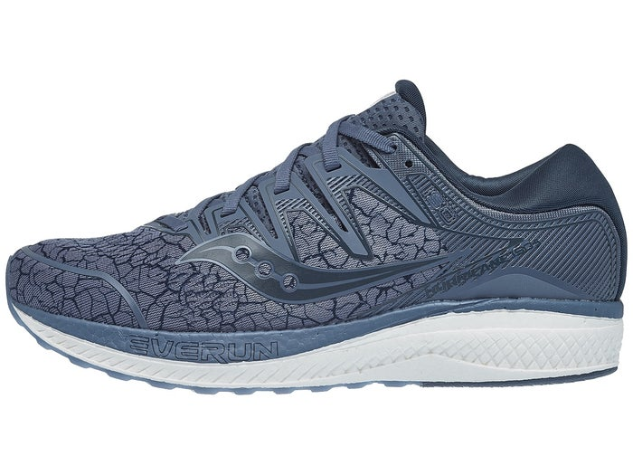 Saucony Hurricane ISO 5 Men's Shoes Slate Quake