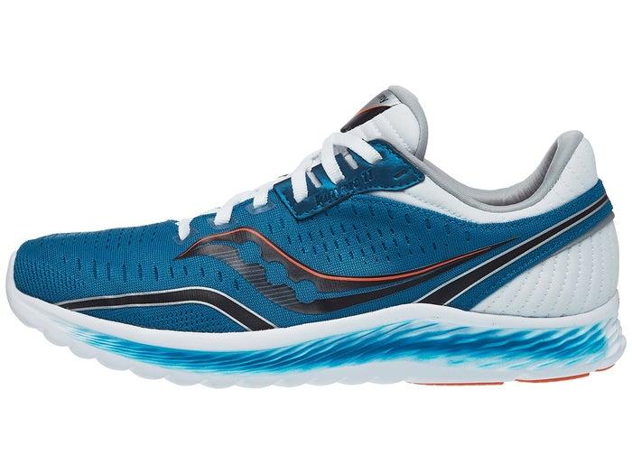 come scegliere beni di consumo elegante e grazioso Saucony Kinvara 11 Men's Shoes Blue/Black