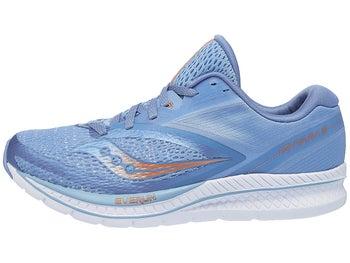 16fd343a15e2 Saucony Kinvara 9 Women s Shoes Blue Denim Copper