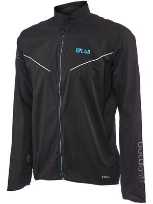 da9a485d3 Salomon Men's S-Lab Light Jacket Black