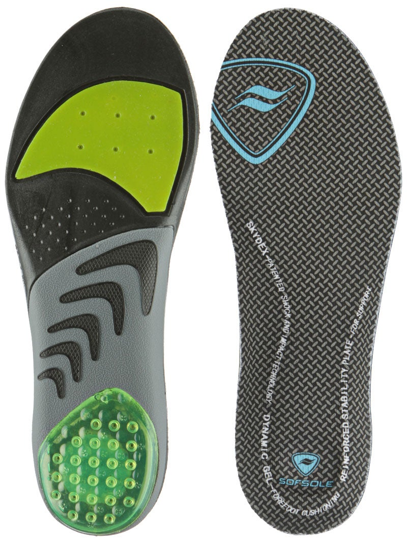 1 Pair SOF SOLE AIRR ORTHOTIC
