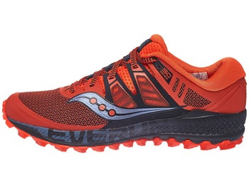 7b082c3c3cc5 Saucony Peregrine ISO Men s Shoes Orange Black