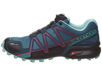 953105ea9f1 Zapatillas Mujer Salomon Speedcross 4 CS Azul Pond