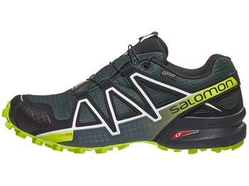 fd8075964474 Salomon Speedcross 4 GTX Men s Shoes Spruce Green Lime