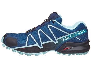 3b33a8d6354 Zapatillas Mujer Salomon Speedcross 4 Poseidon/Azul/Negro
